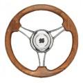 Рулевое колесо, тик, 350 мм