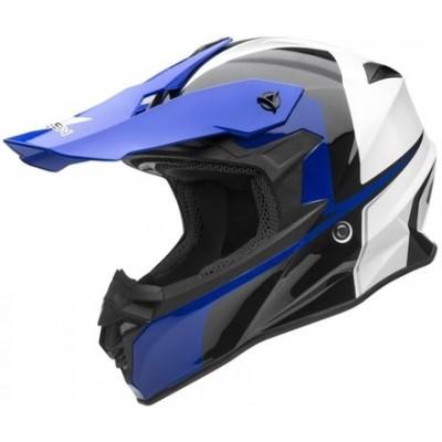 Кроссовый шлем Vega VF1 Stinger, синий