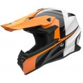 Кроссовый шлем Vega VF1 Stinger, оранжевый