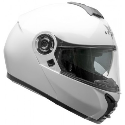 Шлем-модуляр Vega VR1, белый (визор с подогревом)