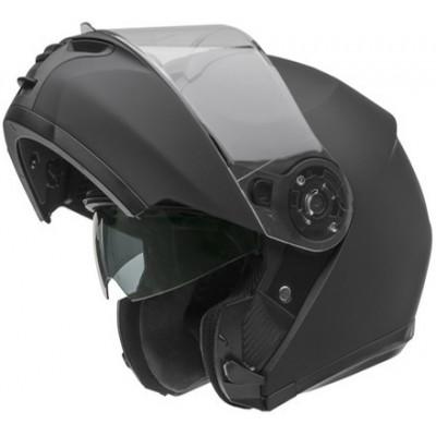 Шлем-модуляр Vega VR1, черный (визор с подогревом)