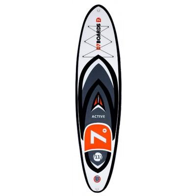Виндсёрфовая SUP-доска D7 11 Windsurf (329 см, райдер до 135 кг)
