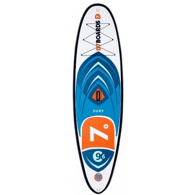 Премиальная SUP-доска D7 9.6 (292 см, райдер до 65 кг)