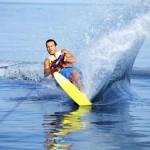 Водные виды спорта: лыжи, вейкборды, крепления, аксессуары