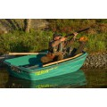 Пластиковая лодка Terhi Baby Green (2,35 м)