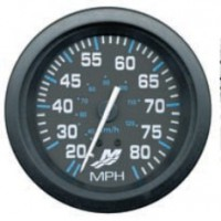 Спидометр Flagship (10 - 80 миль/ч; 15 - 125 км/ч)