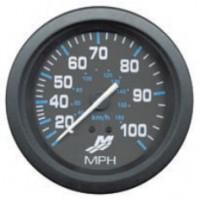 Спидометр Flagship (10 - 100 миль/ч; 15 - 160 км/ч)