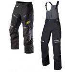 Снегоходные полукомбинезоны и штаны Klim
