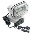 Прожектор галогеновый All Remote с проводным пультом ДУ (55 Вт, 1100 люмен)