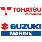Для Tohatsu, Suzuki (6)