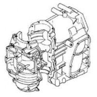 Блок цилиндров для мотора Mercury 25 - 30 (Япония)