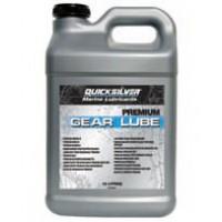 Трансмиссионное масло Quicksilver Gear Lube 80W-90, 10 л