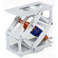Амортизационная двойная стойка Smart Wave для лодки, катера (310 мм)