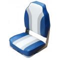 Виниловое кресло Hi Back Rainbow для лодки, катера