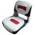 Виниловое кресло Premium Low Back All Weather для лодки, катера