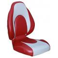 Спортивное кресло Racing с боковой поддержкой для лодки, катера