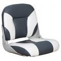 Виниловое кресло Sport Low Back с боковой поддержкой для лодки, катера