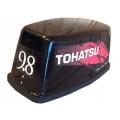 Колпак для мотора Tohatsu 9.8 (2Т)