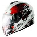 Шлем-интеграл RSV Racer (двойной визор)