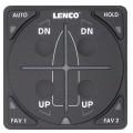 Система Lenco автоматического контроля крена и дифферента судна