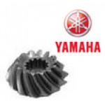 Ведущие шестерни редуктора (пиньоны) Yamaha